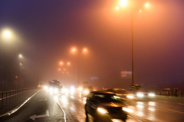 За добу забруднення повітря в Києві перевищило норму в 2-3 рази – Укргідрометцентр