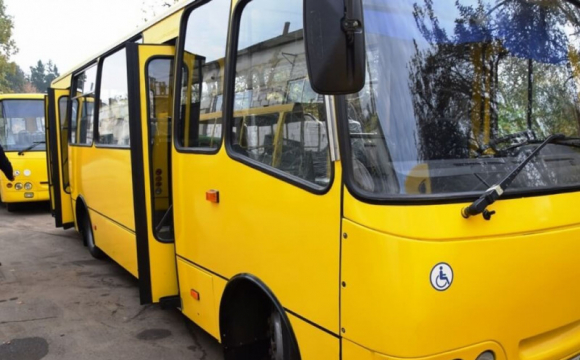 Коли відновить роботу громадський транспорт
