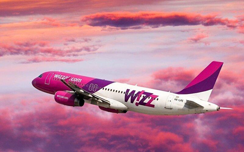 Wizz Air. Скорочення