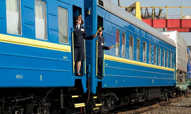 «Укрзалізниця» випустила заспокійливе відео зі звуками поїзда