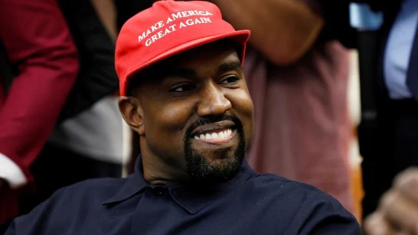 Каньє Вест офіційно став кандидатом у президенти США