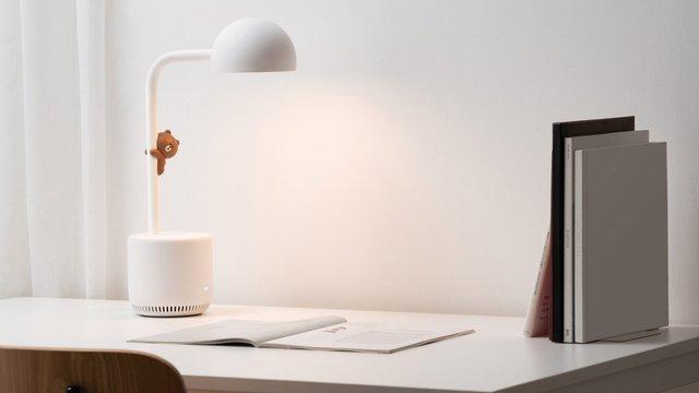 У Південній Кореї розробили лампу, яка читає дітям казки