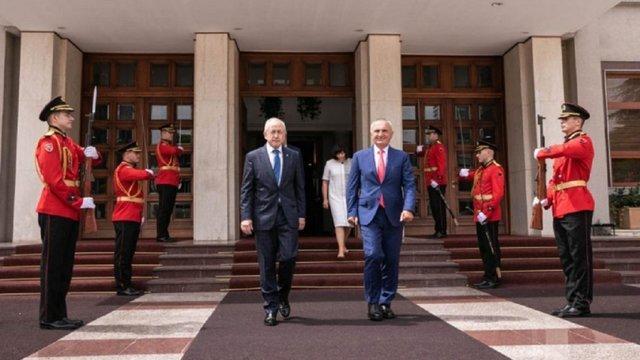 Україна вперше в історії відкрила посольство в Албанії
