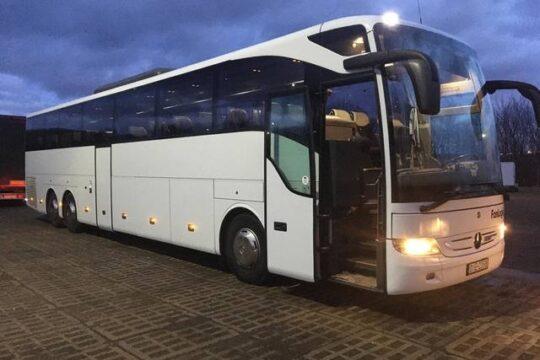 Ваговий контроль в Україні хочуть поширити на пасажирський транспорт