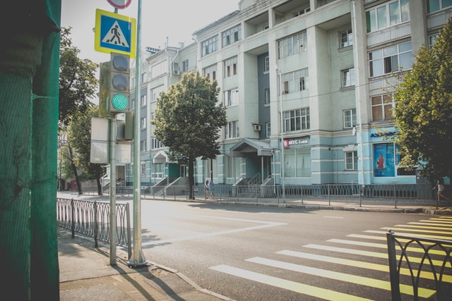 В Україні вводять нові стандарти для безпеки пішоходів