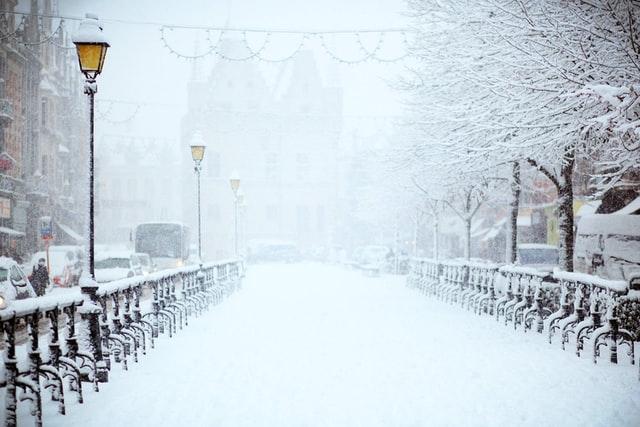 Циклон Volker пішов остаточно. Снігу більше не буде, зате тепер Україну накриють арктичні морози