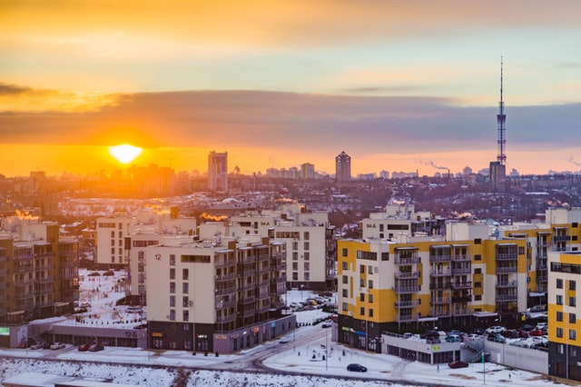Київ знову потрапив в топ-20 міст з найбруднішим повітрям в світі