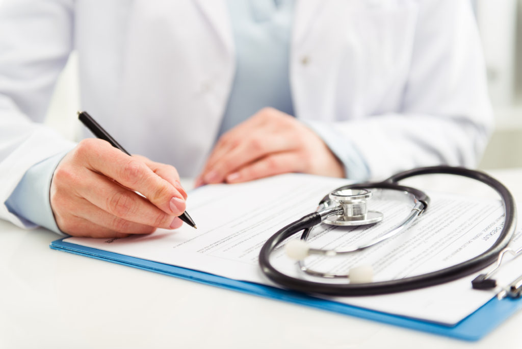 В Україні зріс середній розмір лікарняних