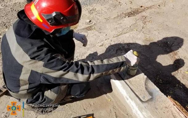 У Кривому Розі на вулиці знайшли кілограм ртуті